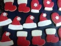 Galletas decoradas Navidad Sugar, Cookies, Desserts, Food, Chip Cookies, Plate, Sweet Treats, Postres, Cookie Recipes