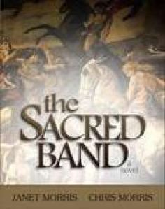 Sacred Band Of Thebes Books List