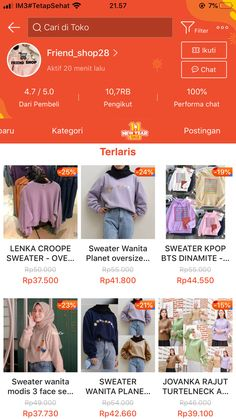 Best Online Clothing Stores, Online Shopping Sites, Online Shopping Clothes, Korean Girl Fashion, Muslim Fashion, Kpop Fashion Outfits, Ootd Fashion, Casual Hijab Outfit, Casual Outfits