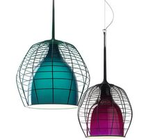 Cage lamps, Diesel creative team for Foscarini 2