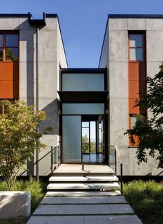 The Capitol Hill Residence by Balance Associates #Architects
