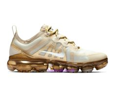 Chaussures Femme Nike Air Max Vapor Wing MS BlancRose
