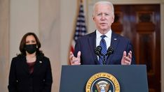 Biden, Harris slam 'systemic racism' in US, say Chauvin guilty verdict is 'giant step' toward racial justice | Fox News Change The World, In This World, Tim Scott, Jill Biden, Criminal Justice System, World Leaders, Us Presidents, Civil Rights