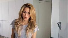 Shakira Grava Vídeo para Evento no Brasil http://evpo.st/IQgINA