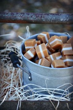 Caramel candies from a Rustic Horse Birthday Party on Kara's Party Ideas | KarasPartyIdeas.com (30)