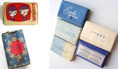 #soap #packages - #retro #style