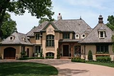 Beautiful French Country Home