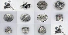 Ubinhein www.ee by Minest Cufflinks, Floral, Rings, Accessories, Jewelry, Jewlery, Jewerly, Flowers, Ring
