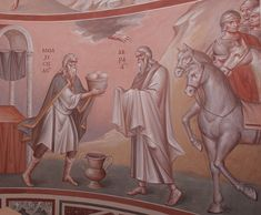 Church Interior, Byzantine Art, Orthodox Icons, Pet Birds, Fresco, Game Of Thrones Characters, Creations, Princess Zelda, Contemporary