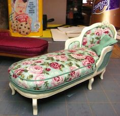 how to: french chaise