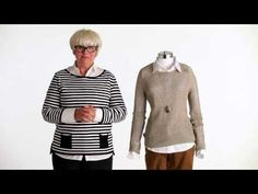 Cleo Fall Style with Lynn Spence - Work to Weekend with Style and Flare Fall Wardrobe, Capsule Wardrobe, Soft Autumn, Work Wear, Flare, Autumn Fashion, My Style, Youtube, How To Wear