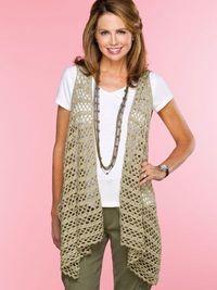Bandolier Vest crochet pattern @ Juxtapost.com