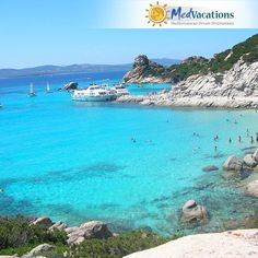 Sardinia is one of Italy's top islands with its rugged landscape dotted with odd Bronze Age stone ruins. Perfect for adventurers and those seeking relaxation under the sun.