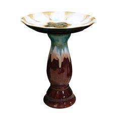 tall ceramic frog bird feeder Quotes