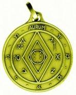PENTACLE DE LA RICHESSE Symbole pour attirer l'argent, pour accroître considérablement les gains