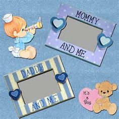 baby boy scrapbook layouts - Yahoo! Image Search Results