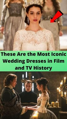 These Are the #Most Iconic #Wedding Dresses in Film and TV #History Bridal Nail Art, Bridal Makeup, Worst Wedding Dress, Unique Business Ideas, Online Shopping Fails, Romantic Wedding Receptions, Dramatic Hair, Funny Profile Pictures, Tattoo Fails