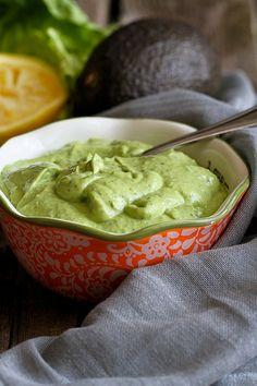 ... green goddess dressing light avocado green goddess dressing a mayo