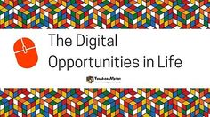 [New Blogpost] Read my new post on digital opportunities in life. In the post I share a little of what made me decide to dive into digital. Link to my blog in my bio. Have a great weekend all!