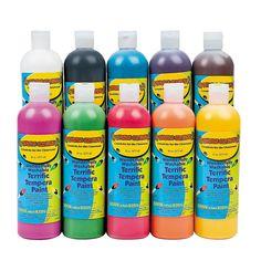 Jot Art Paint Brushes, 5-ct  Packs   Evie's Art Party