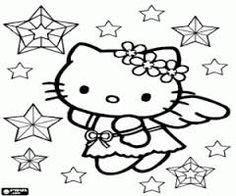Αποτέλεσμα εικόνας για hello kitty ζωγραφική