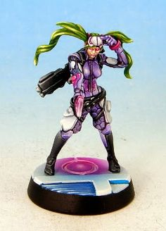 Tom Schadle Miniatures: Aleph