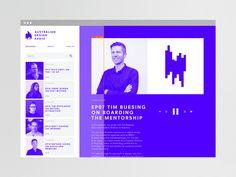 Australian Design Radio Brand identity & site direction by Christopher Doyle & Co. Site design & development by Mentally Friendly. Visual Identity, Brand Identity, Next Brand, Creative Company, Brand Packaging, Packaging Design, Design Development, Creative Director, Web Design