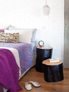 Α mix of styles in a Spanish apartment