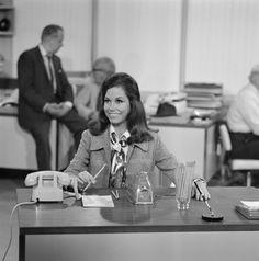 """Mary Tyler Moore,"" 1970"