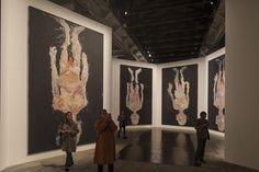 "David Adjaye's Temporary Museum Hosts ""All the World's Future's"" at Venice's 56th International Art Exhibition,Courtesy of Adjaye Associates"