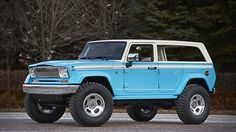 2015 Jeep Chief Concept   Cool Material