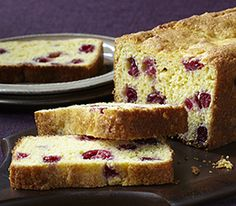 MyPanera Recipe: A Cranberry Orange Cornbread