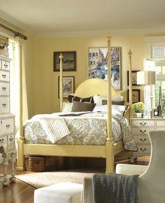 Coastal Inspired Bedroom Furniture Design by Somerset Bay, High Point ...