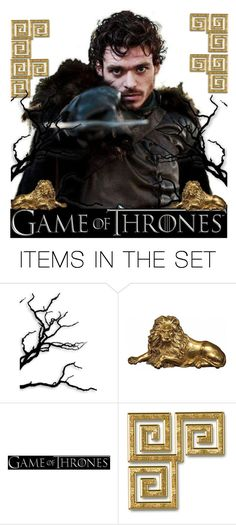 """""""Game of Thrones"""" by fashionrushs ❤ liked on Polyvore featuring art"""