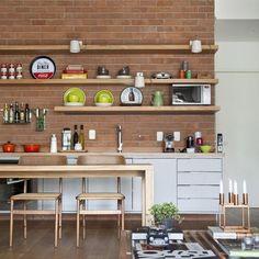 Outros Ambientes de Cozinha americana de Migs Arquitetura - Viva Decora