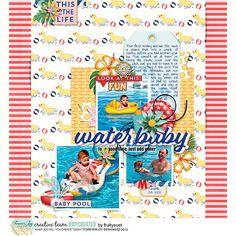 Water baby - Scrapbook.com