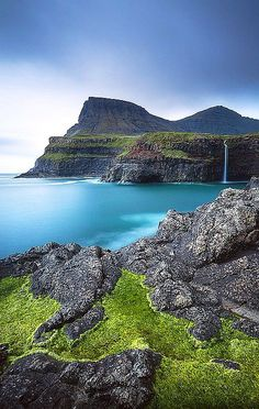 The Faroe Islands are quiet, picturesque places tucked away in the northernmost regions of our world. Places Around The World, Oh The Places You'll Go, Places To Travel, Places To Visit, Around The Worlds, Beautiful World, Beautiful Places, Foto Nature, Faroe Islands