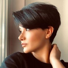 Merve Top Kurze Frisuren Merve Top Short Hairstyles – Women's Hair Models Related posts: Top Ten Trendy short straight hairstyles 50 Best Ideas for Short Hairstyles 2020 2019 Short haircuts for older women Popular Short Hairstyles, Short Pixie Haircuts, Pixie Hairstyles, Hairstyle Short, Tomboy Hairstyles, Asian Male Hairstyles, Short Hairstyles For Girls, Pixie Haircut Styles, Pixie Cut Styles
