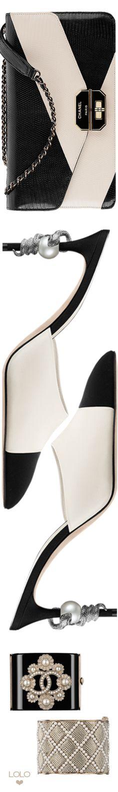 Chanel 2015/16 Métiers d'Art   LOLO❤︎