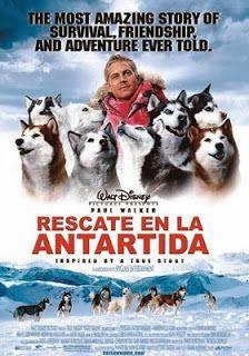 Rescate en la Antartida - online 2006