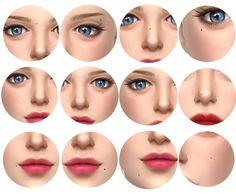 Face moles (수정) : 네이버 블로그