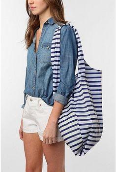 UrbanOutfitters.com > BAGGU Oversized Tote Bag