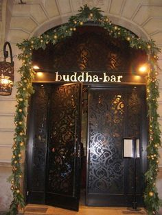 The original Buddha-Bar in Paris, France #Travel