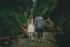 Oregon Engagement Photographers | Nick