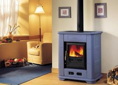 Piazzetta: E903 M - Wood Stoves - Products