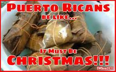 Puerto Ricans be like...