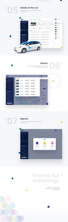 GrandTaxi Multi-Functional Dashboard on Behance