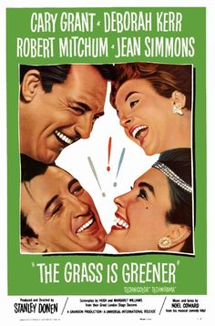 the grass is greener 1960