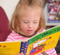 Down Syndrome Education International....great for resources!!