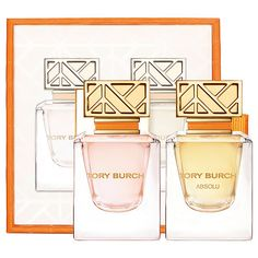 Shop the Tory Burch Mini Duo at Sephora. Two favorites in one petite package—the signature Tory Burch fragrance and new Absolu.